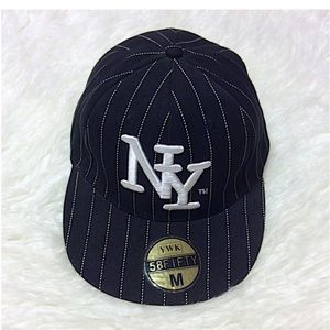 59FIFTY PINSTRIPE NEW YORK CAP/HAT